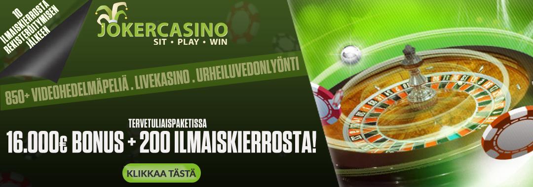 Joker Casino Geislingen