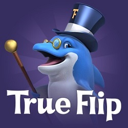 True Flip Casino - 200% bonus + 50 ilmaiskierrosta